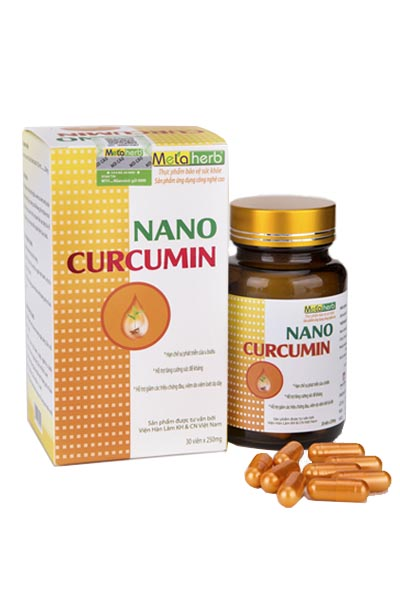 Viên Curcumin Health More